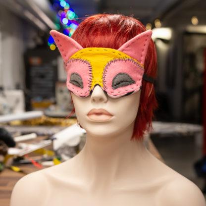 Tuotekuva Foxityfoxy unimaskista mallipään silmillä